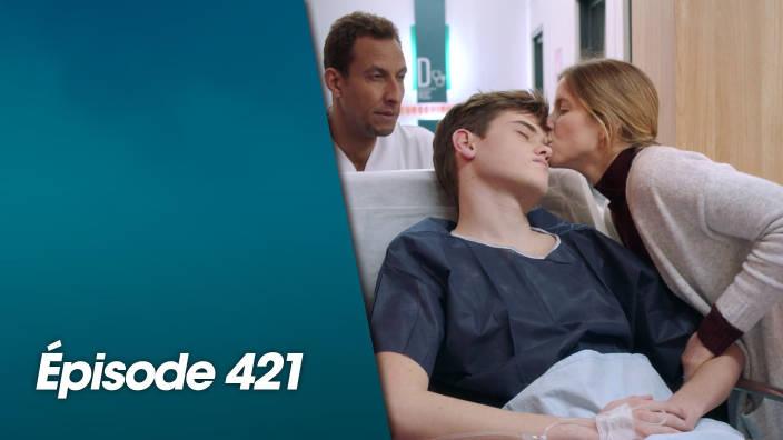 Demain nous appartient - Episode 421