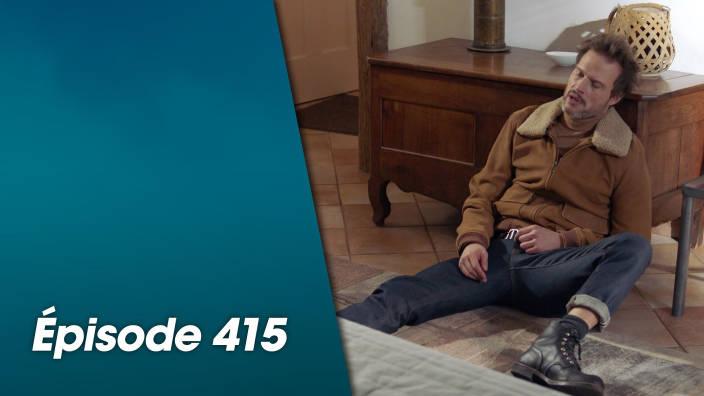 Demain nous appartient - Episode 415