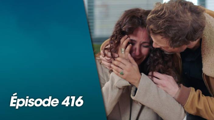 Demain nous appartient - Episode 416