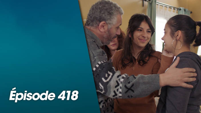 Demain nous appartient - Episode 418