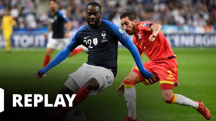 Football - Matchs Equipe de France -