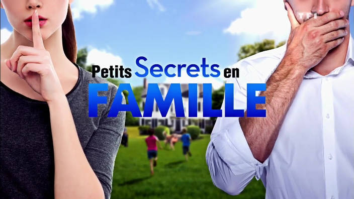 Petits secrets en famille - Famille Plisson de