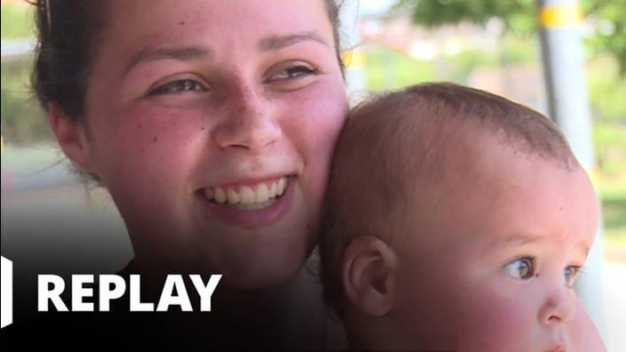 Les docs du week-end - Maman à 16 ans : des ados