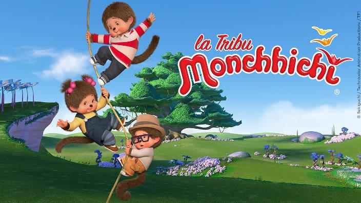 La tribu Monchhichi - 76. Kepix & le nouveau trio