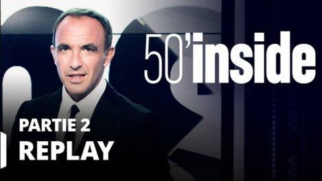 50' inside
