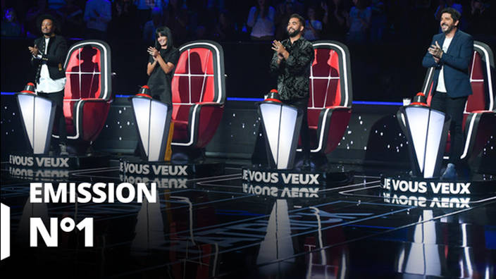 The voice kids - Episode 1