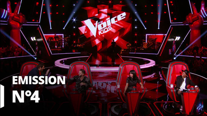 The voice kids - Episode 4