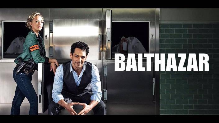 Balthazar - Dos au mur