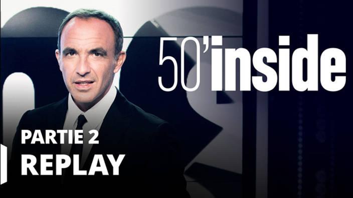 50' inside - Le mag