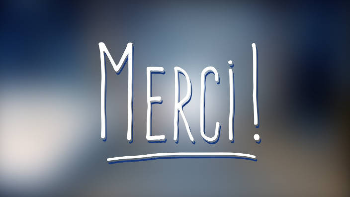 Merci ! - Charlélie Couture