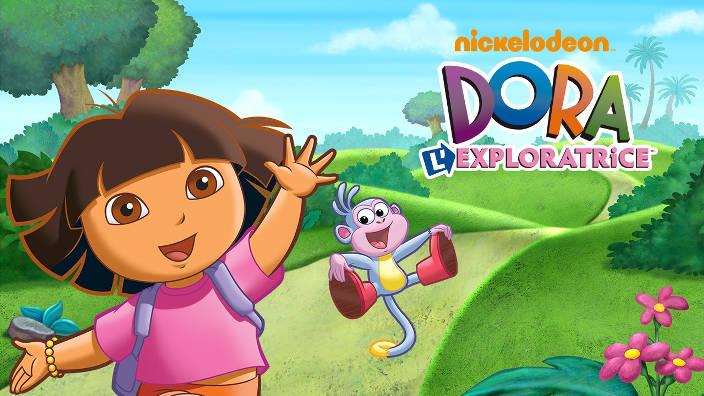 Dora l'exploratrice - 70. Le mignon dinosaure