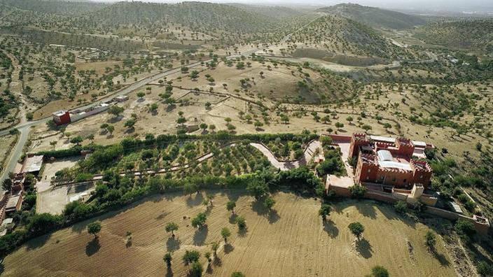 L'Atlas Kasbah - Maroc