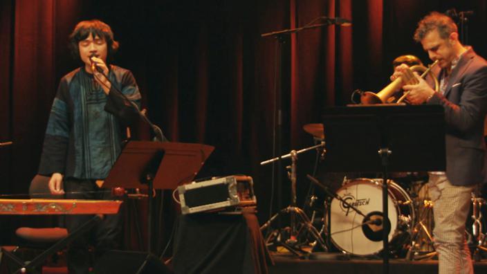 Extended Hanoi Duo - Like a Jazz Machine