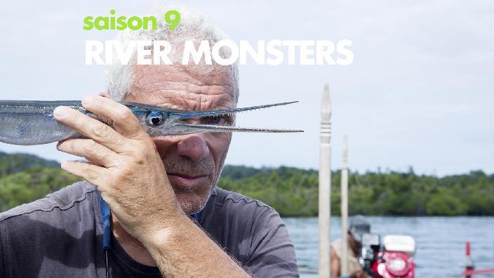 Image du programme RIVER MONSTERS