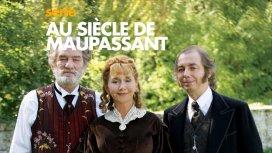 image du programme AU SIÈCLE DE MAUPASSANT, CONTES ET NOUVELLES