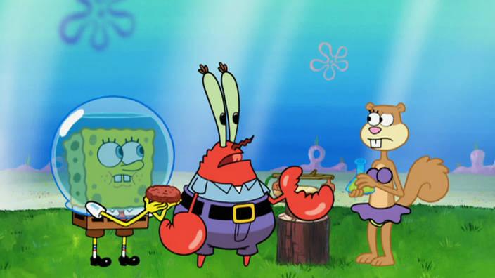 0015. Le pâté de crabe géant / Billy Bubulle