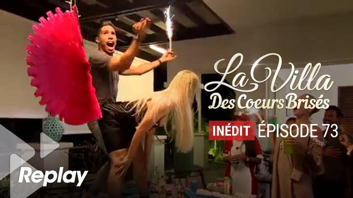 La villa des coeurs brisés - Episode 73