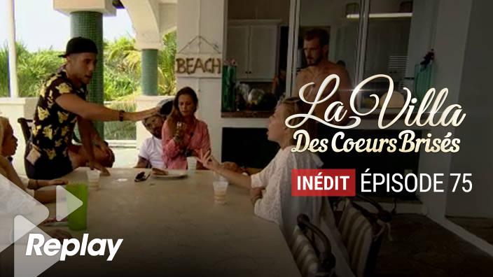 La villa des coeurs brisés - Episode 75