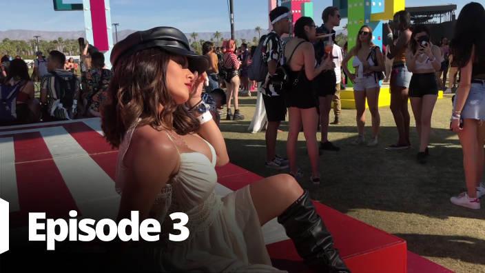 FOLLOW ME, 7 it girls à Coachella - Episode 03