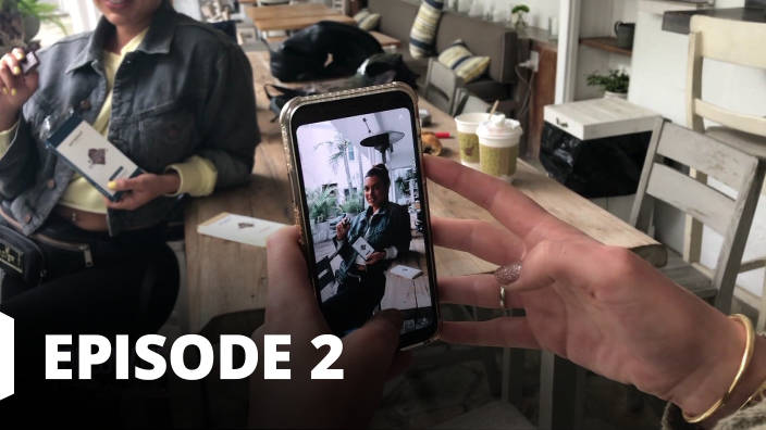 FOLLOW ME, 7 it girls à Coachella - Episode 02