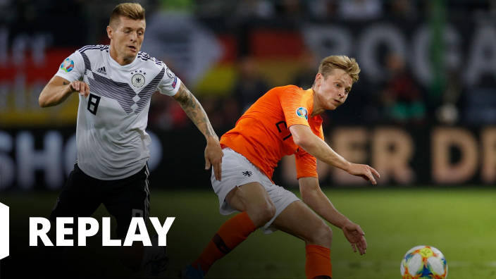 Football - Qualification Euro 2020 - Allemagne /