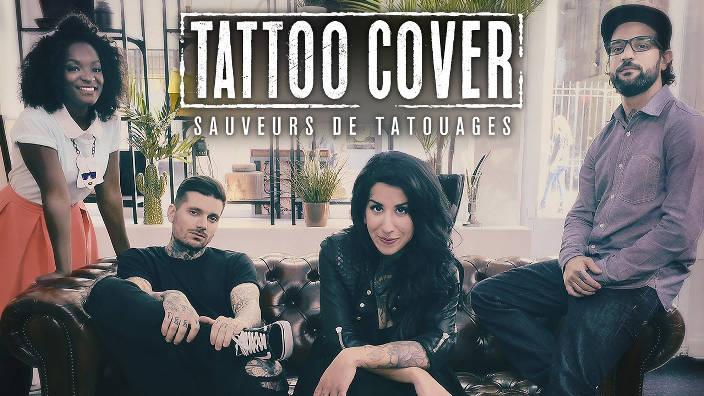Tattoo Cover : Sauveurs de tatouages - Episode