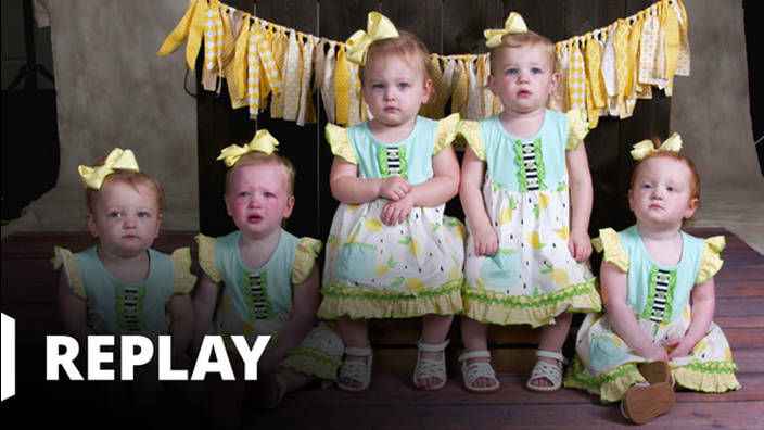 Busby girls : 5 bébés d'un coup ! - Relooking