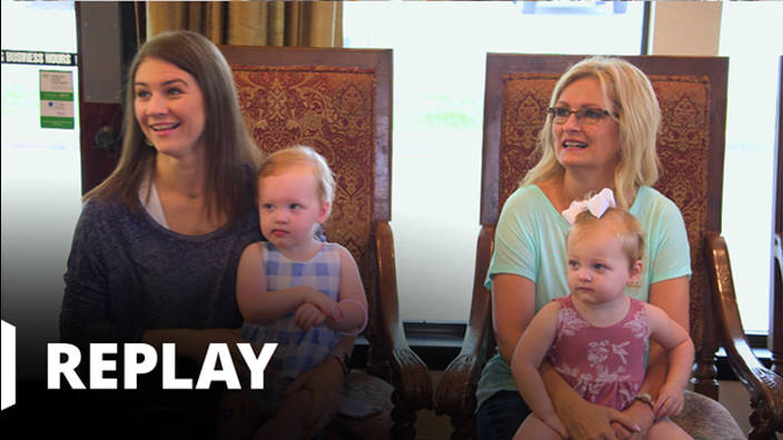 Busby girls : 5 bébés d'un coup ! - Naissances