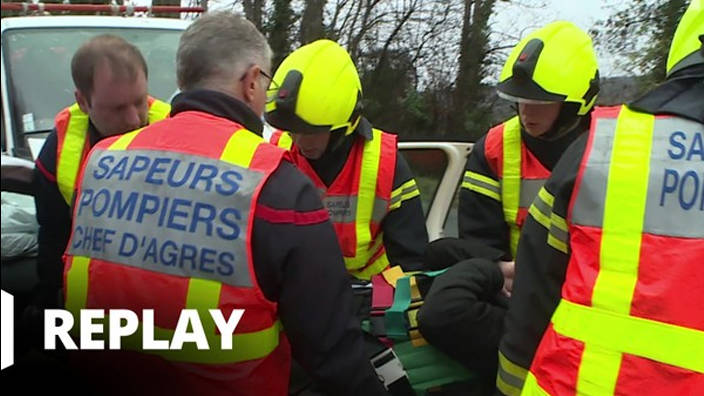 Appels d'urgence - Collisions, accidents : le