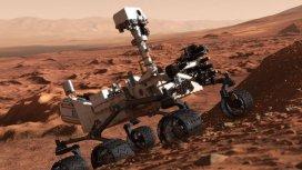 image du programme Curiosity : Un robot sur Mars