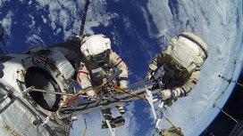 image du programme ISS : la vie dans une station spatiale