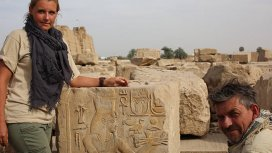 image du programme Trésors d'Egypte