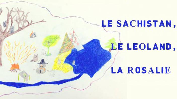 Le Sachistan, le Léoland, La rosalie