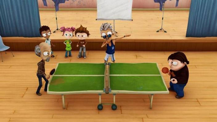 Ping et Pong