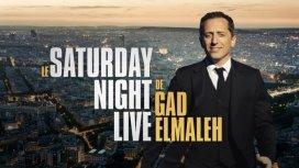 image du programme Le saturday night live de Gad Elmaleh