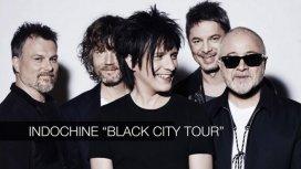 image du programme Indochine « Black City Tour »