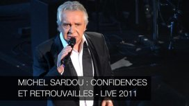 image du programme Michel Sardou - Confidences et retrouvailles - Liv