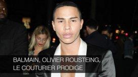 image du programme Balmain, Olivier Rousteing, le couturier prodige