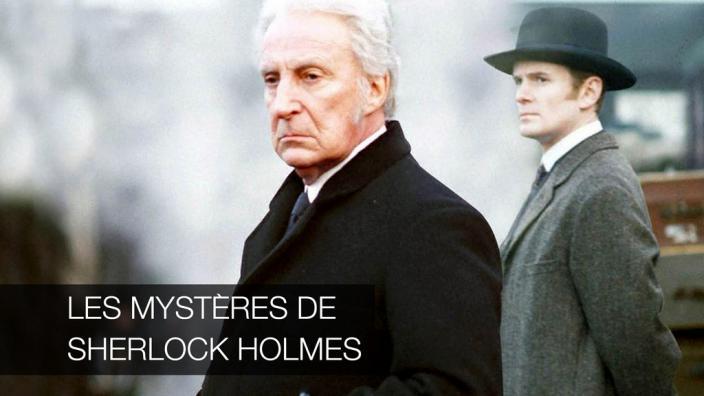 Image du programme Les mystères de Sherlock Holmes