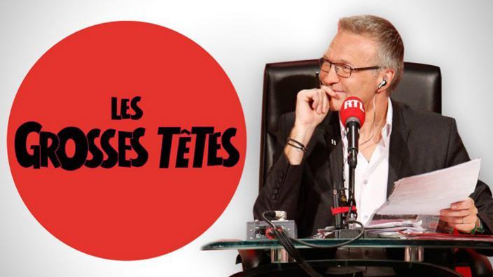Image du programme Les Grosses Têtes