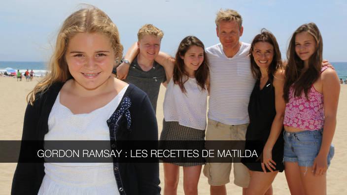 Image du programme Gordon Ramsay : les recettes de Mathilda
