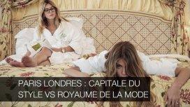 image du programme Paris Londres : capitale du style vs royaume de