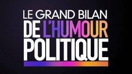 image du programme Le grand bilan de l'humour politique