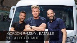 image du programme Gordon Ramsay : bataille de chefs en Italie