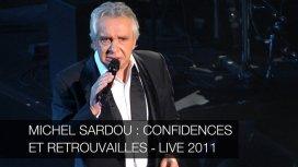 image du programme Michel Sardou - Confidences et retrouvailles -