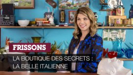 image du programme La boutique des secrets : la belle italienne