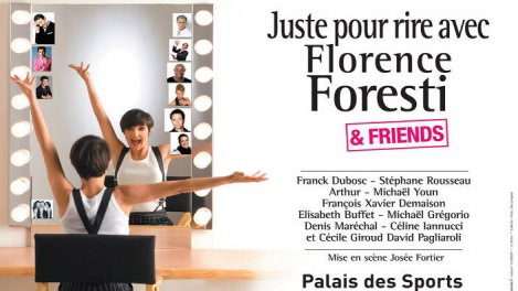 Florence Foresti & Friends