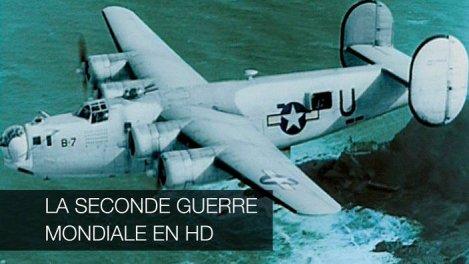 La seconde guerre mondiale en HD