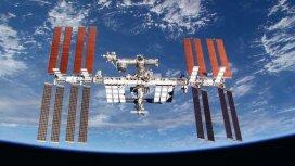 image du programme ISS MEGASTRUCTURE DE L'ESPACE