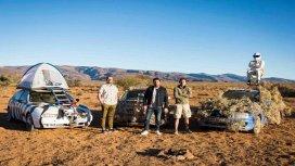 image du programme TOP GEAR FRANCE:ROAD TRIP EN AFRIQUE DU SUD